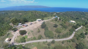 An overview of Kalma Bukid Construction Site